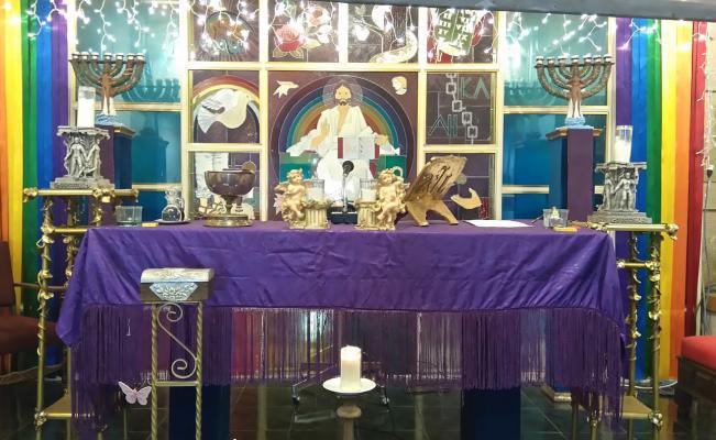 Iglesia LGBT+ México Iglesia de la Reconciliación