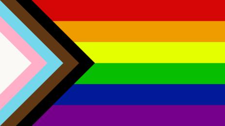 LGBT+ nueva bandera