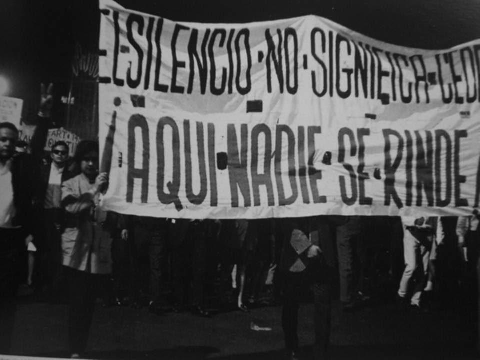 Resultado de imagen para marcha del silencio 1968