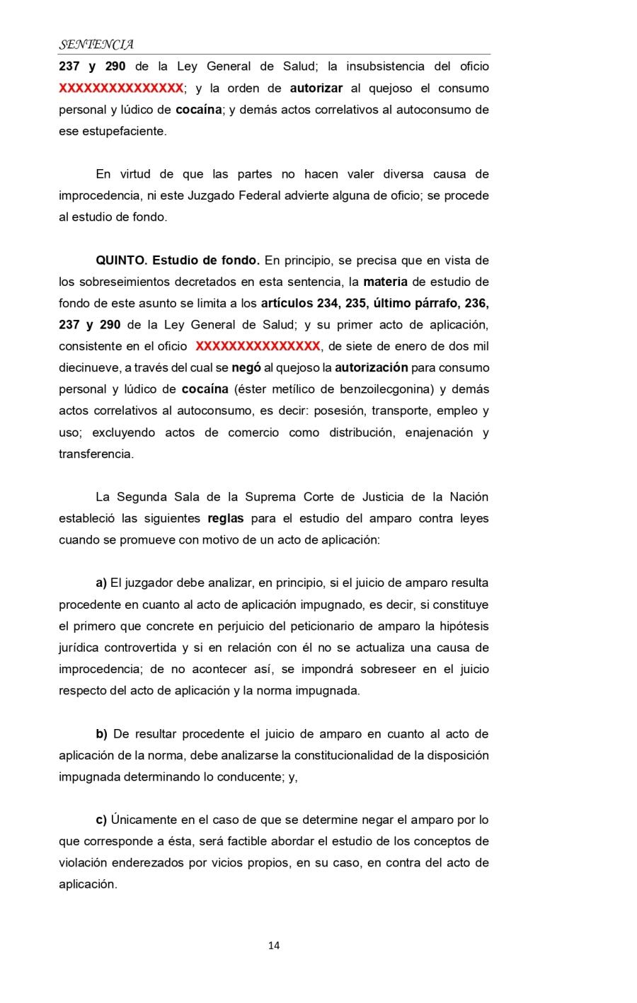 Sentencia Cocaína (14)