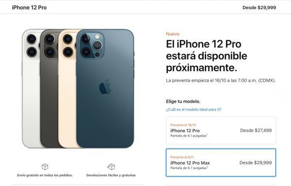 precio-iphone-12-pro